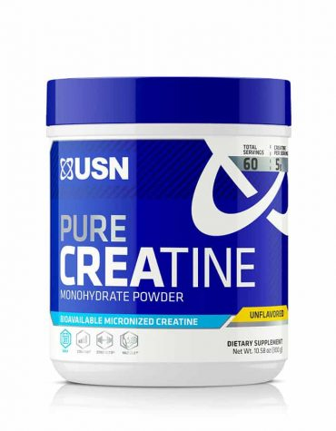 pure creatine usn