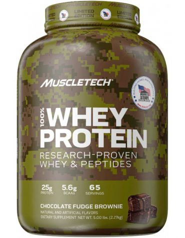 100% Whey Protein muscletech